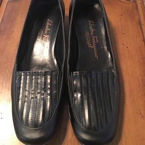 Salvatore Ferragamo Driving Shoes